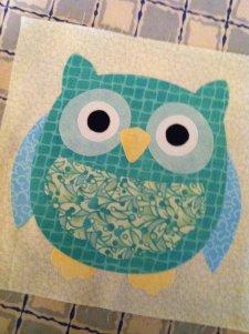 Owl Block