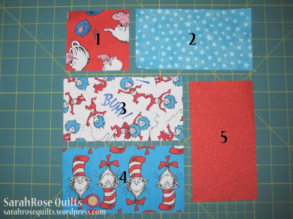 Scrappy Block Quilt Tutorial Part 1 Sarahrose Quilts Blog