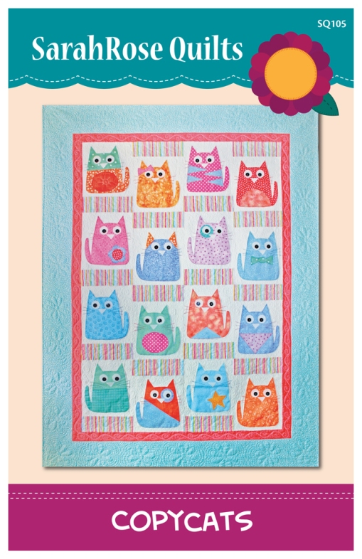 Copycats Quilt Pattern