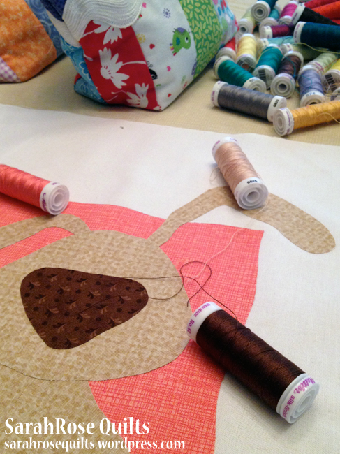 Picking-Threads-for-Applique