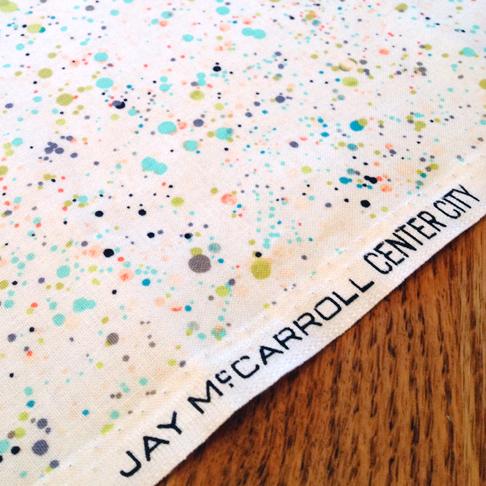 Jay McCarroll Splatter Fabric