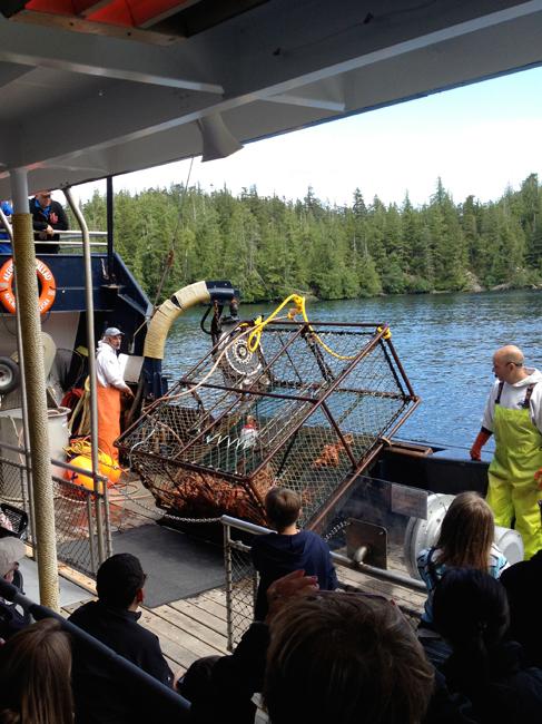 F/V Aleutian Balad Crab Boat