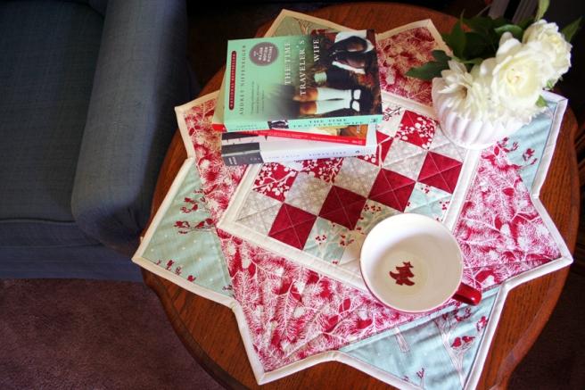 Winter Wonderland Christmas Table Topper
